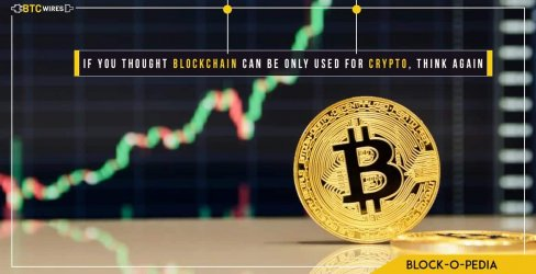 Uses for blockchain other than cryptocurrency
