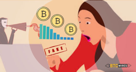 Is reported trade volume for bitcoin fake