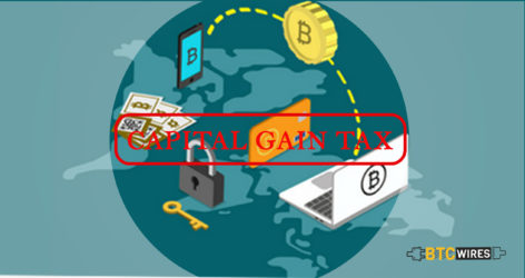 Are cryptocurrencies taxed as capital gains