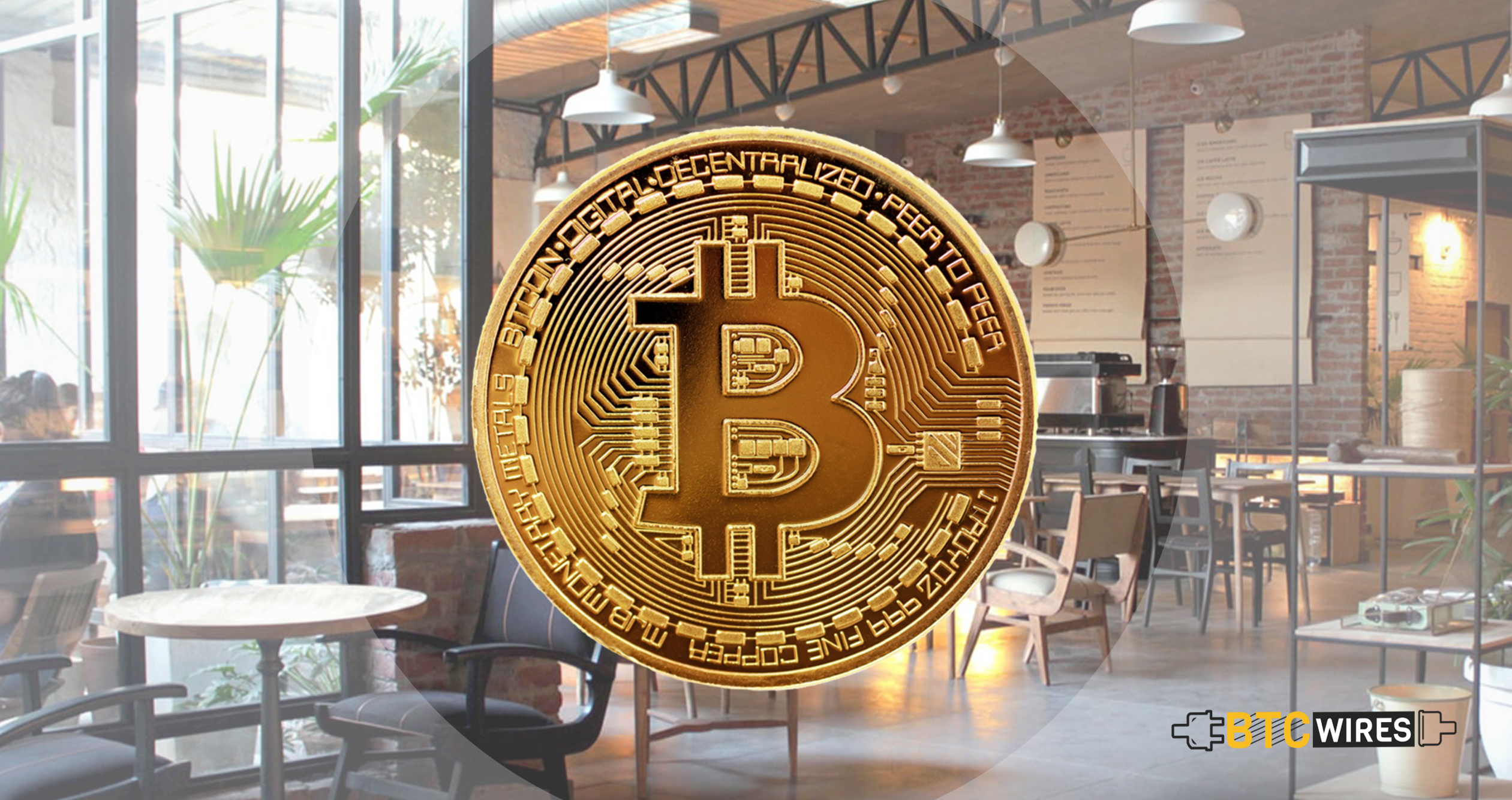 Cryptocurrency Cafe