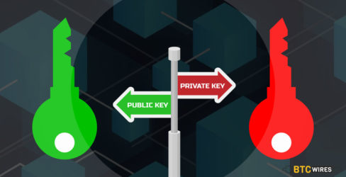 Cryptocurrency difference between public key and address
