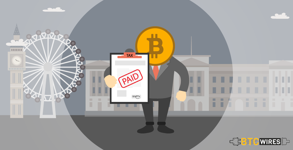 do you have to pay taxes on cryptocurrency uk