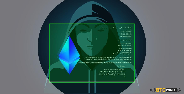 Ethereum hacking