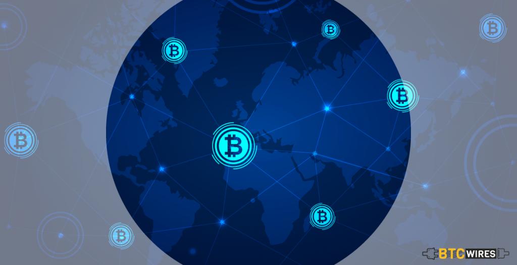 Example of Consortium Blockchain