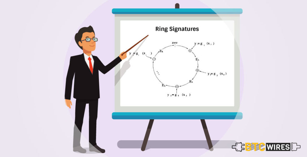 How Do Ring Signatures Work?
