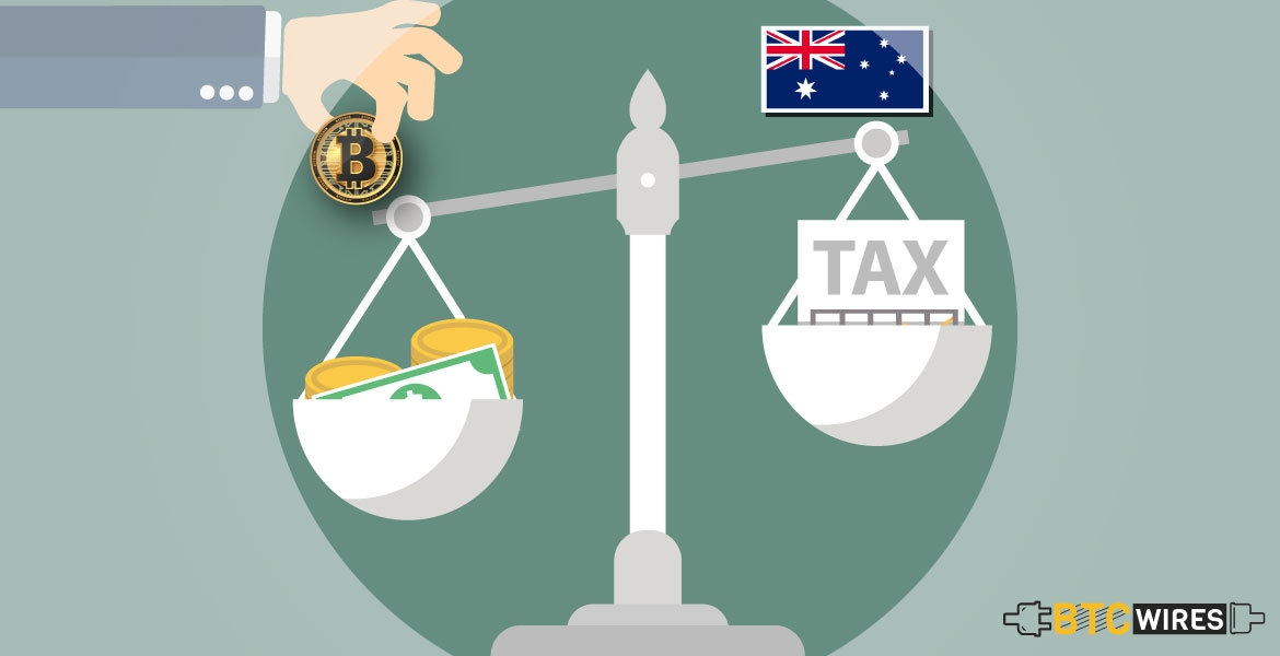 australian cryptocurrency tax