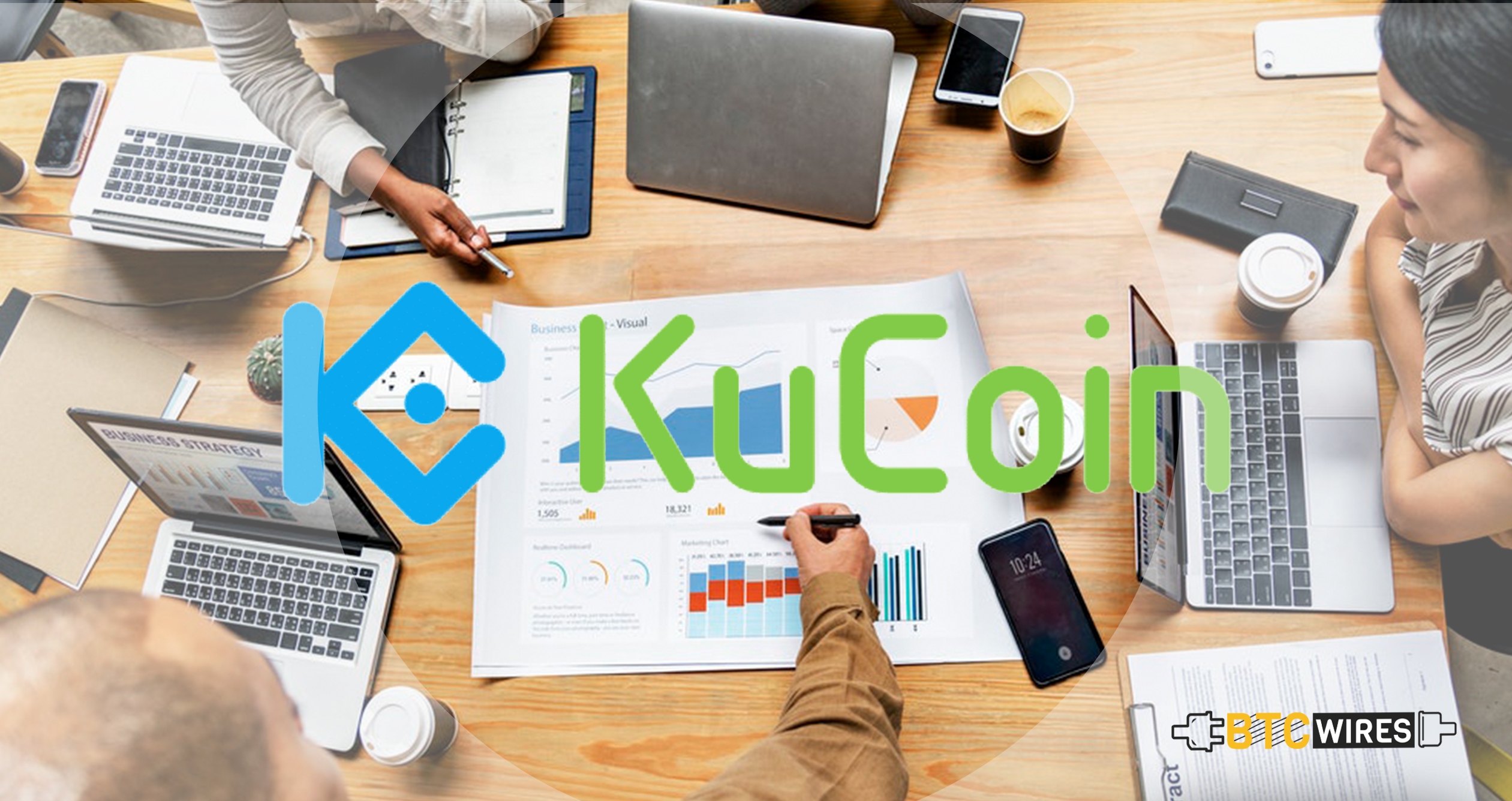 KuCoin Launches New Feature