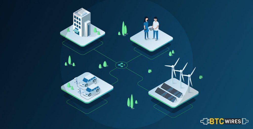 Peer to peer energy trading