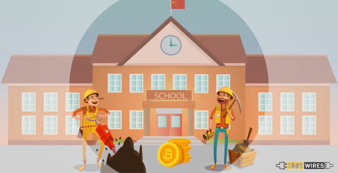 Principal and Vice Principal Of Chinese School Fired For Secretly Mining Cryptocurrency