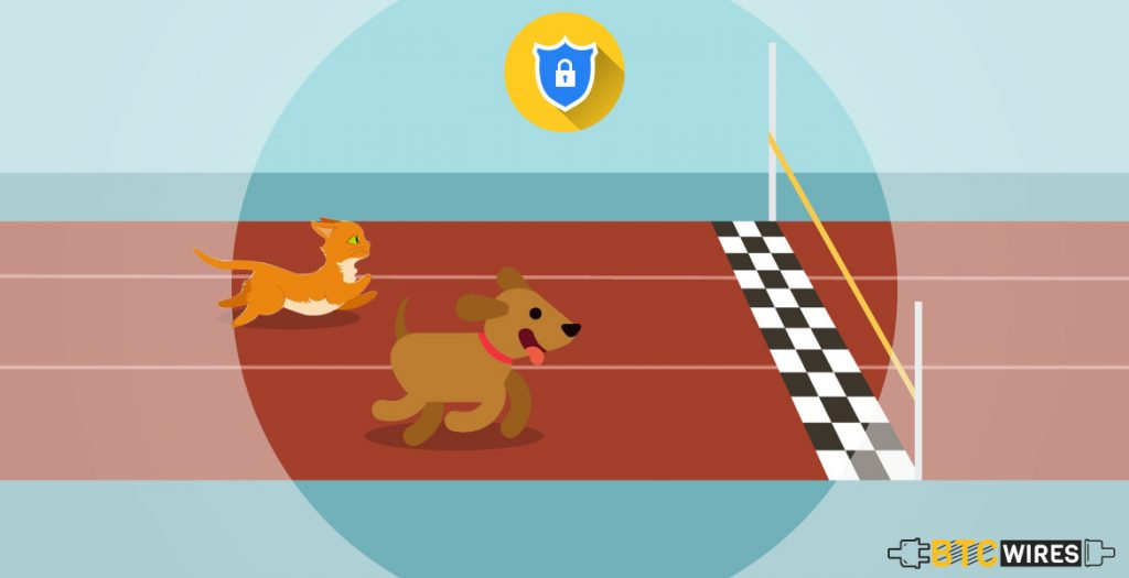 Privacy is a Cat and Dog Race