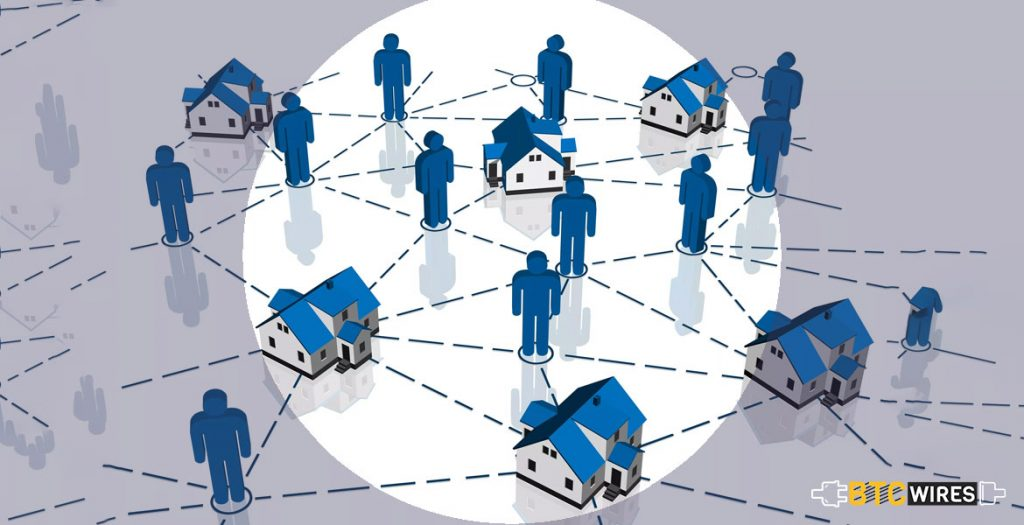 Real Estate And The Blockchain