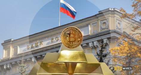 Forty million Troy Ounces: Russia's Gold Discovery Repeats BTC as the More Rare Asset