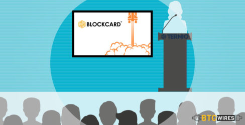 Ternio Launches Its First Product For General Public called BlockCard™ | BTC Wires