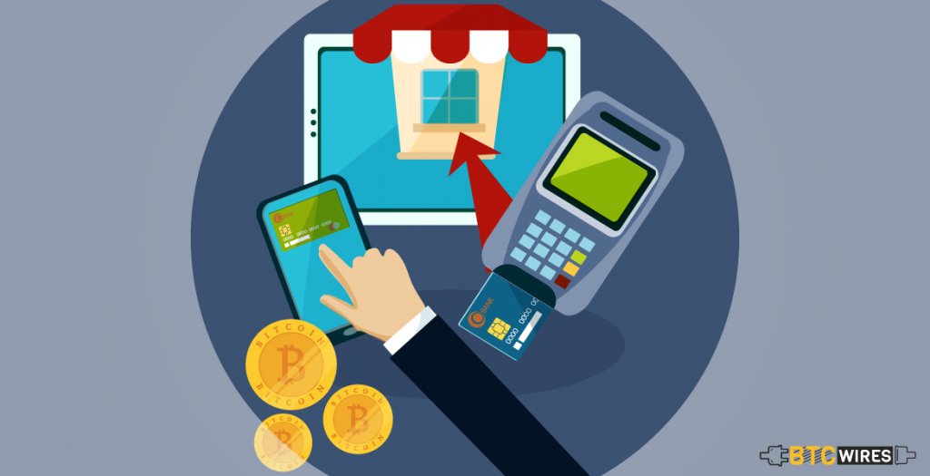 The Transaction Process of Bitcoin ATM