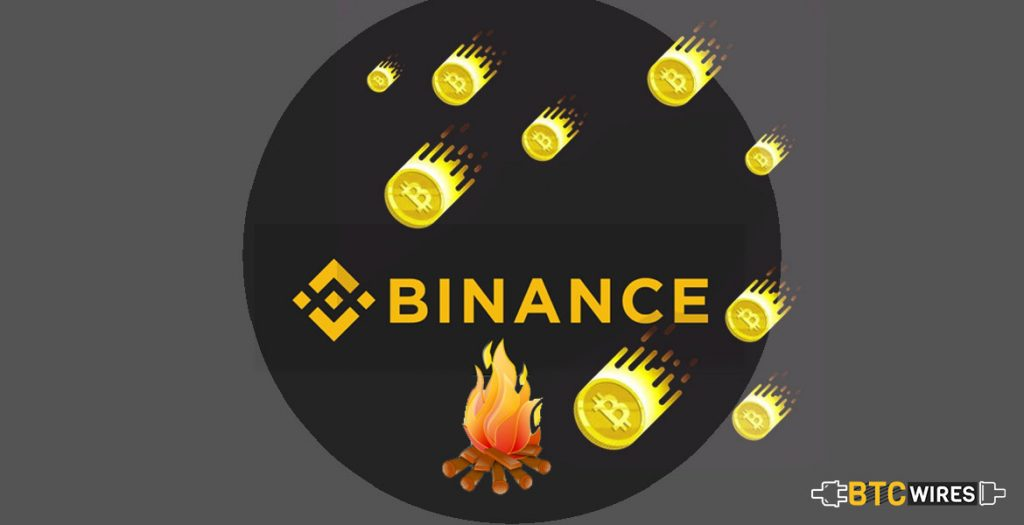Binance Coin Burning